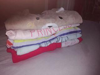 lote pijamas y bodys