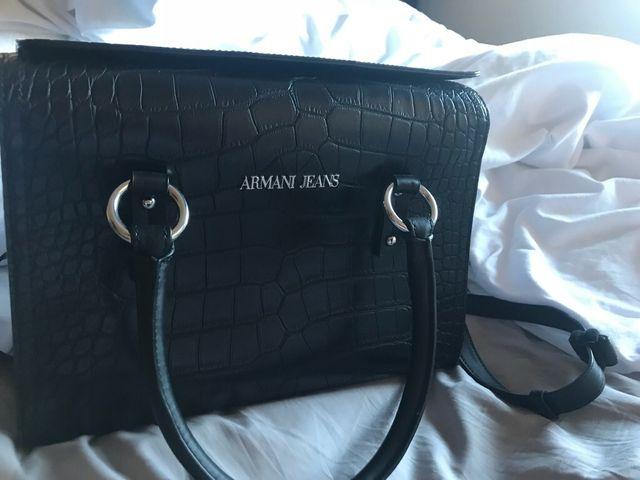 Handbag Armani Jeans