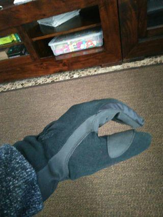 guantes anticorte policia