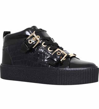 Carvela Black Trainers