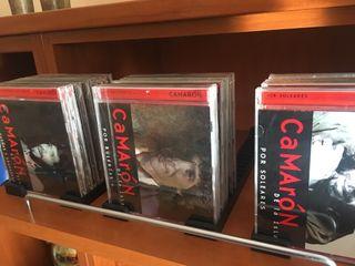 20 cds camaron de la isla