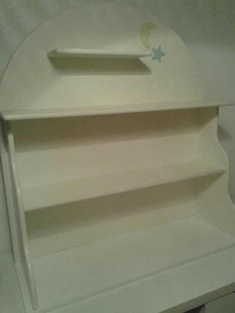 Mueble estantería infantil
