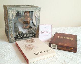 DVD Las Dos Torres (Coleccionista)