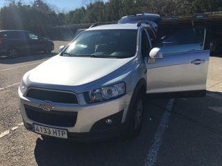 Chevrolet Captiva 2013