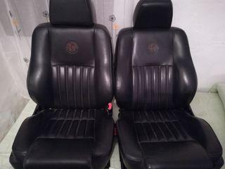 asientos cuero sport alfa 166