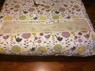 proteccion cama infantil