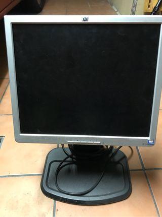 """Monitor HP 17"""""""