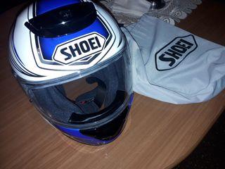 casco de moto shoel