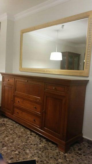 Vitrinas de salon de segunda mano muebles salon aparador tv with vitrinas de salon de segunda - Aparador segunda mano ...