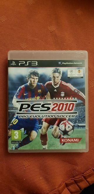 Juegos PS3. NBA2012, PES2010 y PES2010