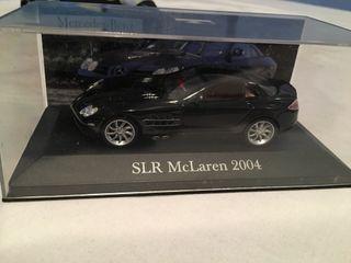 Maqueta mercedes SLR Mclaren