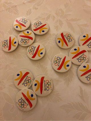 Olimpiadas 92 chapas