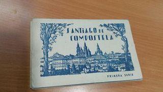 Postales antiguas Santiago De Compostela
