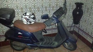 moto 49 peugeot
