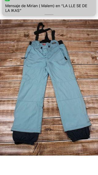 Pantalones de ski marca Napapijri