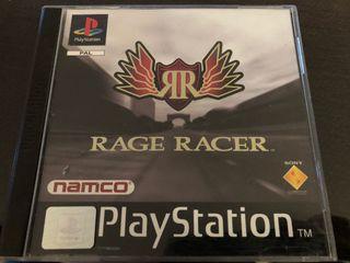 Rage race psx