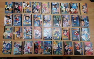 Dragon Ball Hondan Carddass part 30