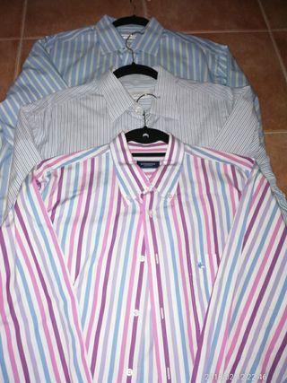Lote camisas hombre de marca