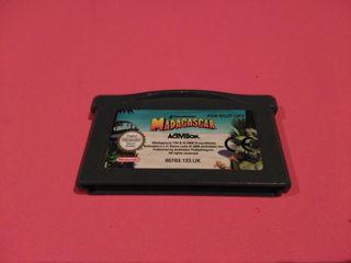 Madagascar Game Boy Advance GBA