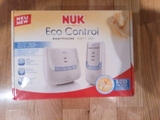 Vigilabebes Nuk Eco Control