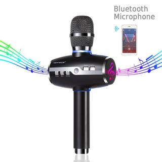 Micrófono Inalámbrico Portátil Bluetooth 4.1