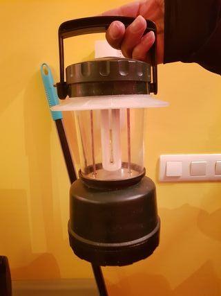 Lámpara portatil