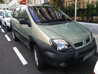 Renault scenic rx4 diésel 4x4