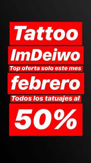 Tattoo ImDeiwo