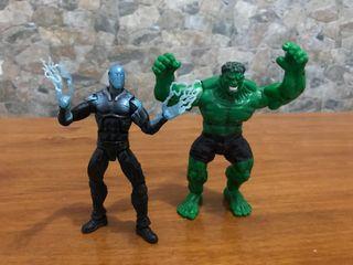 Figuras de marvel legends