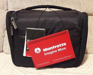 Bolsa Manfrotto Advanced Active Bag 7