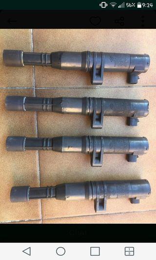 bobinas de renault megane