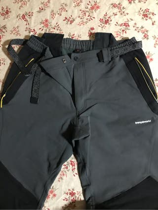 Pantalones trango XL