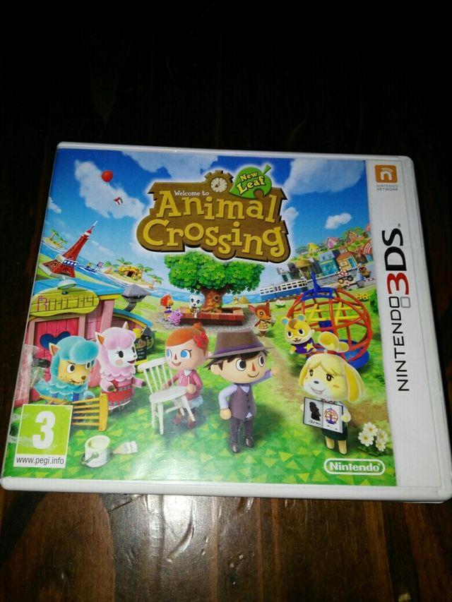 Juego Nintendo 3ds Animal Crossing 6 Tarjetas De Segunda Mano Por