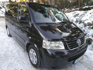 Volkswagen Multivan 2004 full equip