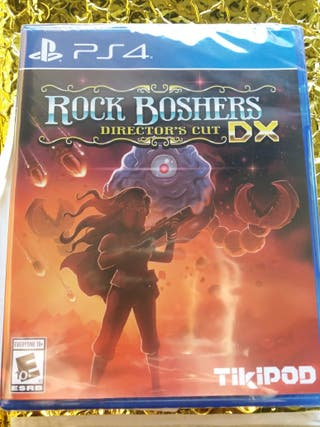 Juego Rock Boshers DX PS4