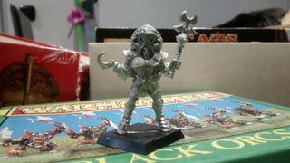 warhammer, caos champion