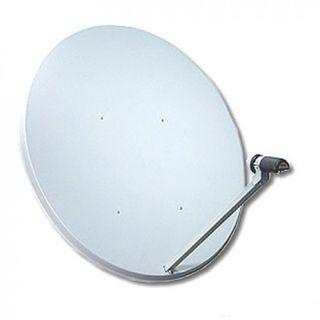 Orientacion y colocacion de antenas parabolicas
