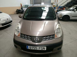 Nissan Note 2006 AUTOMATICO