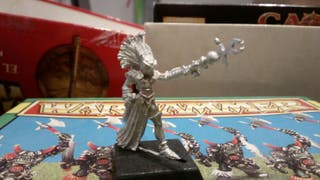 warhammer, caos witch
