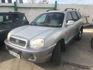 Hyundai Santa Fe 2.4 i