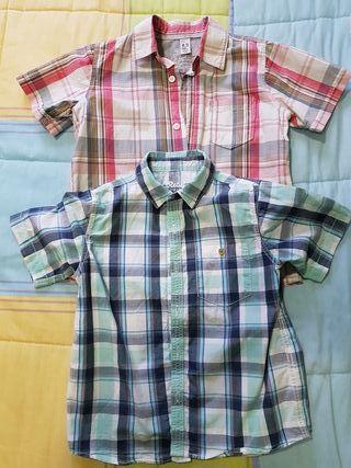 Camisa zara niño