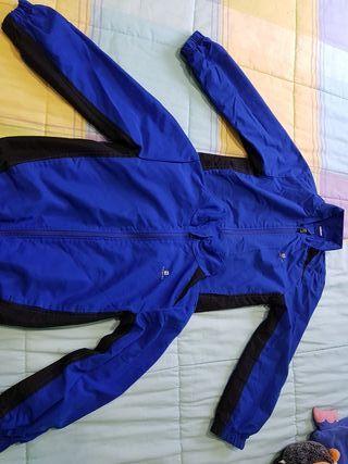 chaqueta chandal talla 7