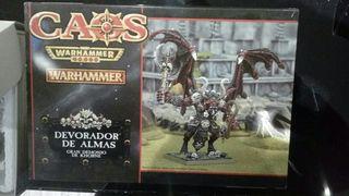 warhammer, devorador de almas
