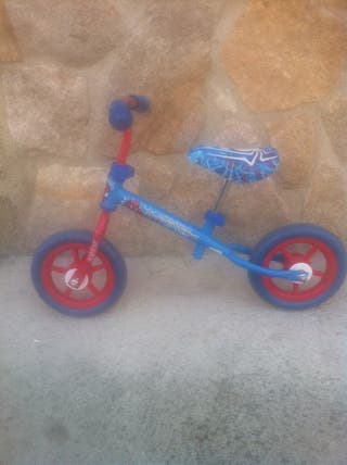Bici Spiderman
