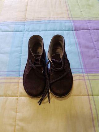 zapatos botines niño numero 28