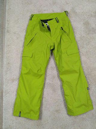 Pantalon snowboard hombre