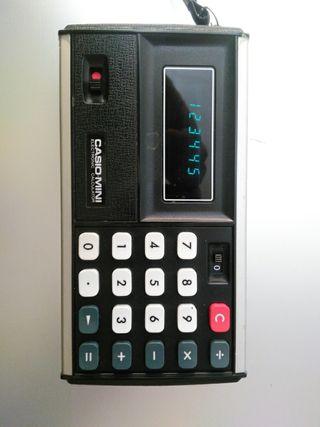 Calculadora de los '70 SIN ESTRENAR