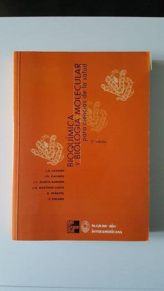 Libro Bioquímica y biología molecular