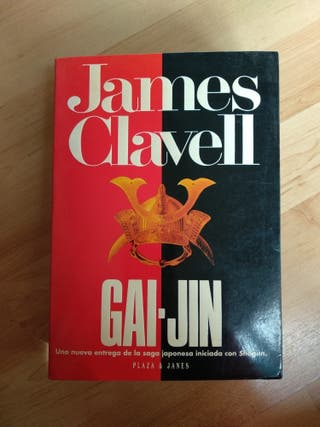 Libro Gai-Jin