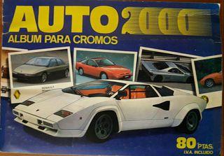 Album Auto 2000
